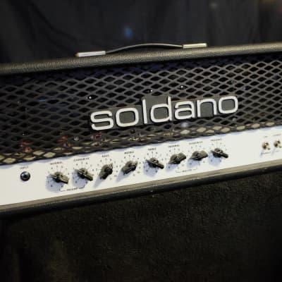 Soldano Hot Rod 100+ for sale