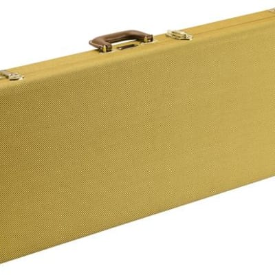 Fender Classic Wood Case for Strat or Tele Tweed