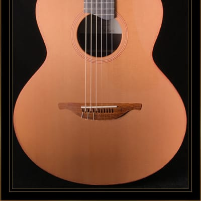 Lowden Jazz S-25J in Indian Rosewood with Cedar Top for sale