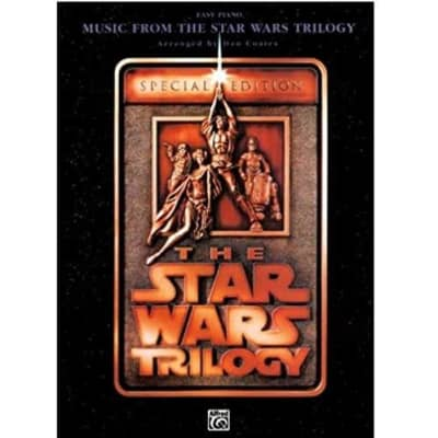 Music from The Star Wars Trilogy - Special Edition (Easy Piano)