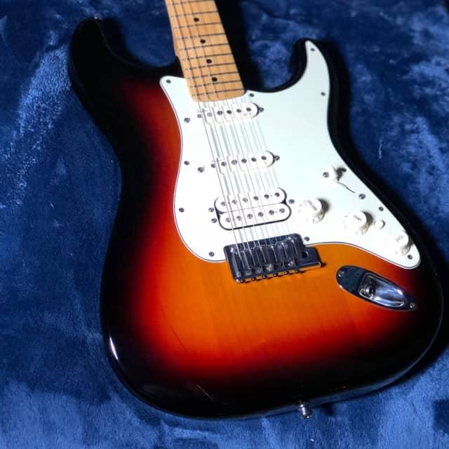 Fender American Deluxe Stratocaster HSS 2011 Sunburst image