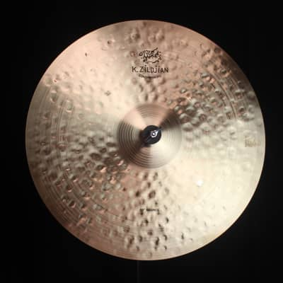 "Zildjian 20"" K Constantinople Bounce Ride - 1762g (video demo)"