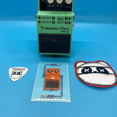 Boss PN-2 Tremolo/Pan | Fast Shipping!
