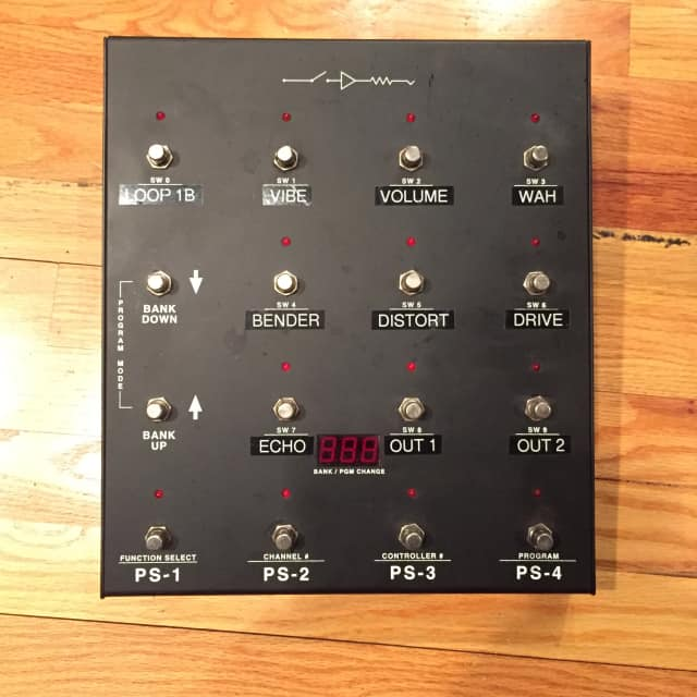 Custom Audio Electronics RS-10 switcher image