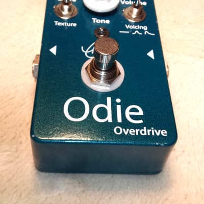 Chellee Odie Overdrive Effects Pedal for sale