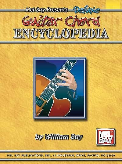 Deluxe Guitar Chord Encyclopedia - Spiral | My Music Life | Reverb