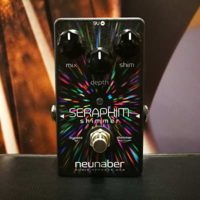 Neunaber Audio Seraphim Shimmer - True Bypass