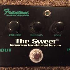 Frantone The Sweet - Germanium Transistorized Fuzztone