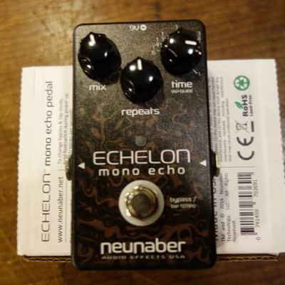 Neunaber Technology Echelon Echo Pedal