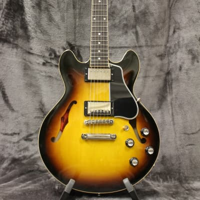 Gibson ES-339 with Dot Inlays 2007 Vintage Sunburst with Original Hardshell Case