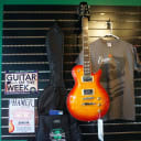 New Hamer Monaco MONF-CS 2017 in Cherry Sunburst Cutwaway Electric Guitar Bundle