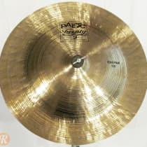 "Paiste 18"" Twenty Series China 2010s image"