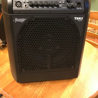 Acoustic Image Ten2 Series 4 Amp for sale