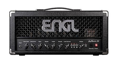 engl gigmaster 30 30 watt tube guitar amplifier head reverb. Black Bedroom Furniture Sets. Home Design Ideas