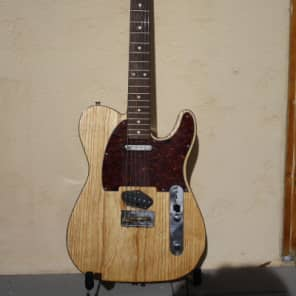 Brown Bear Telecaster 2014 Natural for sale