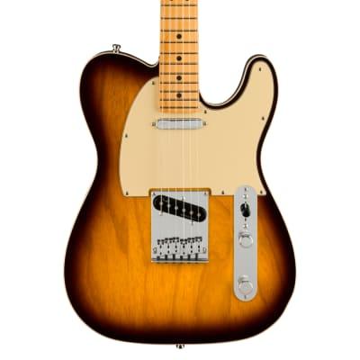 Fender American Ultra Luxe Telecaster 2-Color Sunburst Pre-Order