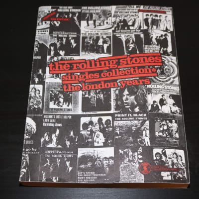 The Rolling Stones: Aftermath Guitar Book | Reverb