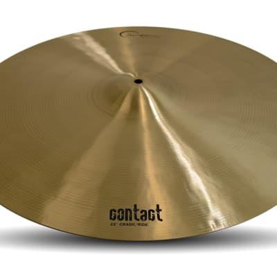 dream cymbals 22 contact series crash ride cymbal reverb. Black Bedroom Furniture Sets. Home Design Ideas
