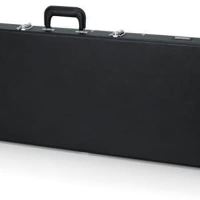 Gator Deluxe Wood Bass Guitar Case