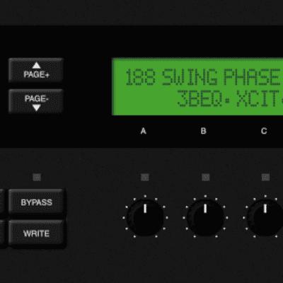 Korg A1    lcd screen Optrex  PWB2079-VO