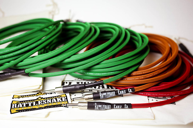 Custom Cable Company : Rattlesnake cable company custom standard with