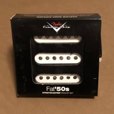 Fender Custom Shop Fat 50s Strat Pickup Set New