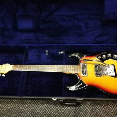 Baldwin Burns Baby Bison w/Rezotube  Sunburst for sale