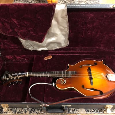 Gibson Flatiron Festival F Mandolin (2000)  Honeyburst for sale
