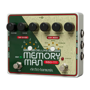 Electro-Harmonix Deluxe Memory Man 550-TT for sale