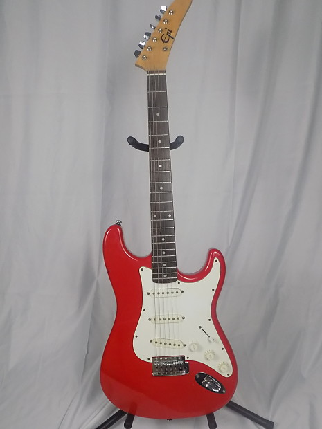 Epiphone Es300 R 1990 S Quot Red Quot Free Shipping Reverb