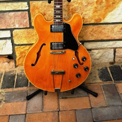 Gibson ES-340 Natural 1970 1 Owner