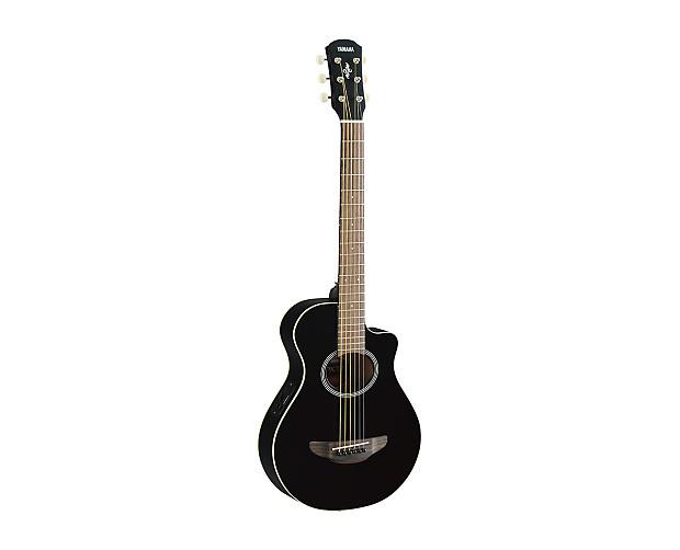 Yamaha Apxt2 Thinline Acoustic Electric Cutaway Guitar