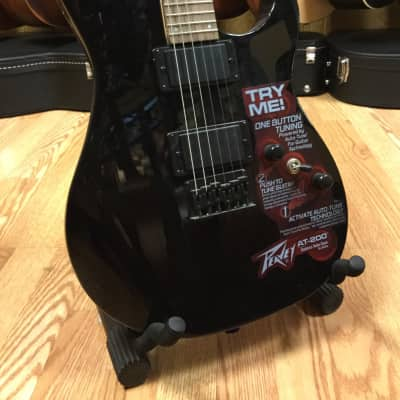 Peavey AT-200 Gloss Black