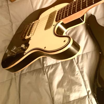 Danocaster Single Cut Double Bound Mongrel 2016 Celebrity Owned for sale