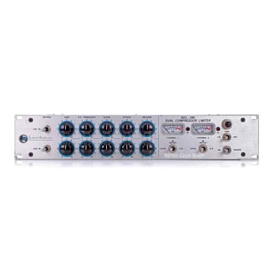 Summit Audio DCL-200 Dual Tube Compressor Limiter