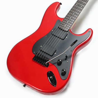 Moon Stratocaster 2HUM EMG58 RED/0830