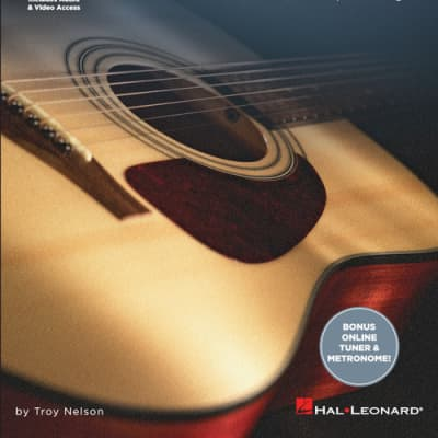 Hal Leonard First 15 Lessons – Acoustic Guitar