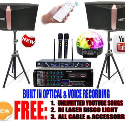 SINGTRONIC COMPLETE SYSTEM 2021