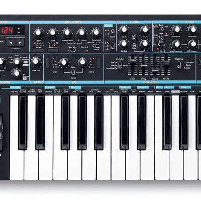 Novation Bass Station II 25-Key Analogue Synthesizer