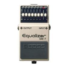 Boss GE-7 - Equalizer