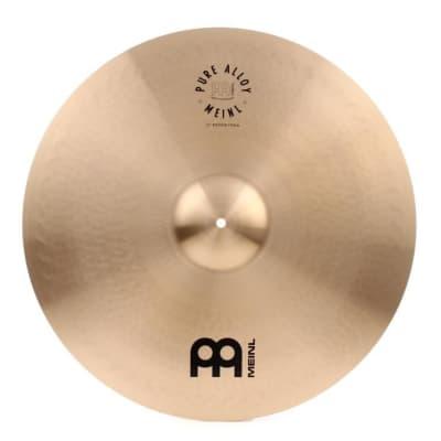 "Meinl 20"" Pure Alloy Medium Crash Cymbal"