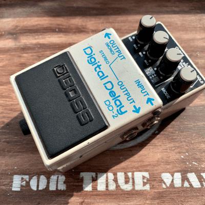 Boss DD-2 Digital Delay (Blue Label) 1986