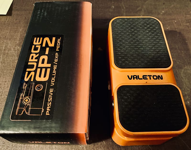 Valeton EP-2 Light Weight Passive Volume//Expression Pedal