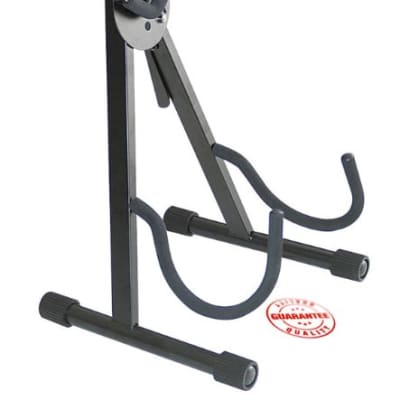 Stageline Gs550a Acoustic Wooden Guitar Stand Reverb