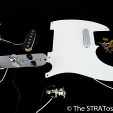 Fender 50s RI Tele LOADED PICKGUARD w/ PICKUPS Guitar 1950s Reissue