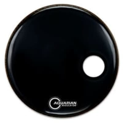 "Aquarian  22"" Bass Drum Front Head"