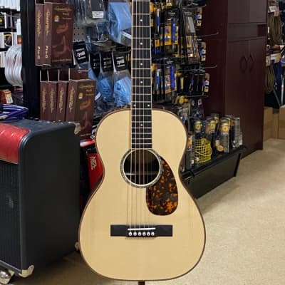 Larrivee  P-09-R Limited Run Rosewood Palor with Master Grade European Moon Spruce for sale