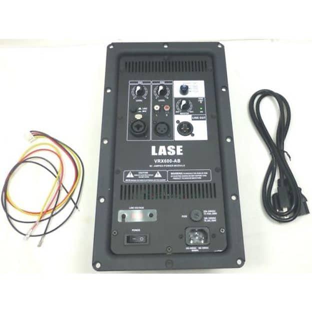 LASE VRX 600 AB Power Amplifier