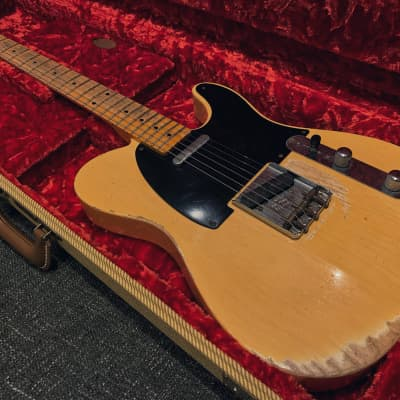 Fender Custom Shop 1953 Telecaster Heavy Relic® Time Machine Series for sale