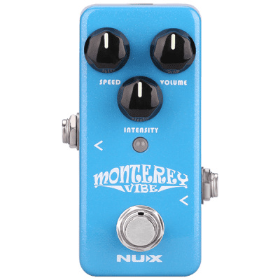 NUX Monterey Vibe (NCH-1) Pedal + Free Shipping
